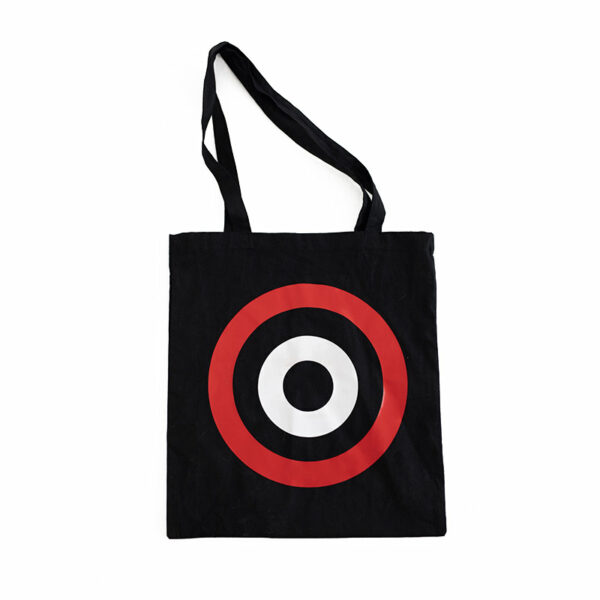 The Bullseyes Cotton Bag
