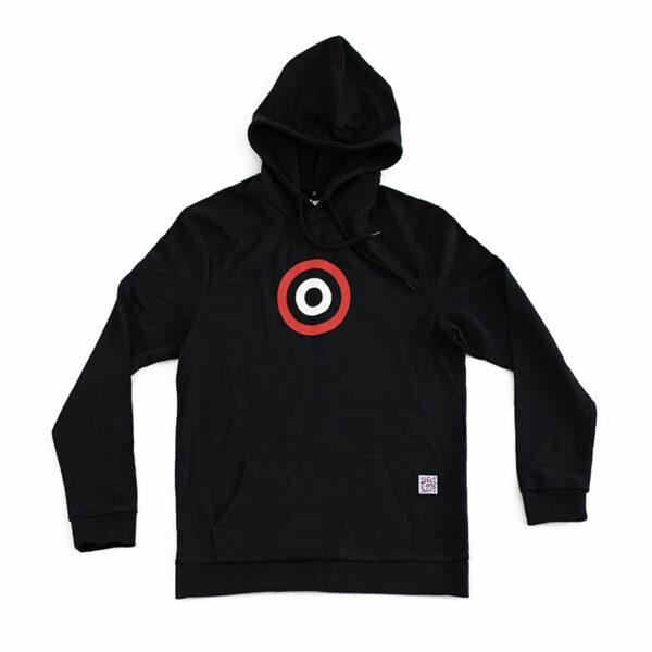 "The Bullseyes ""Bullseye Logo"" Hoodie"