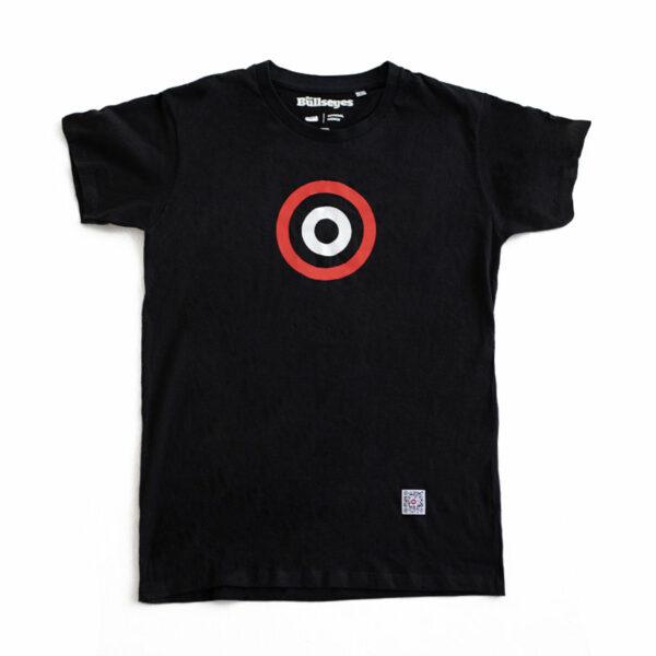 """The Bullseyes """"Bullseye"""" T-shirt"""